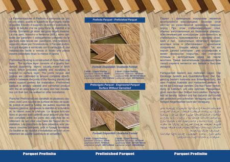 Brochure PREFINITO
