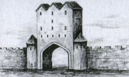 Brama toruńska
