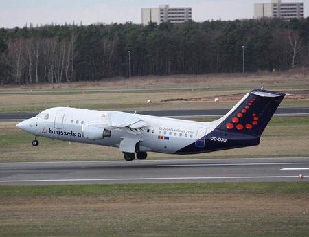 RJ85 OO-DJO-1
