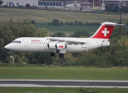 RJ100 HB-IXR-1