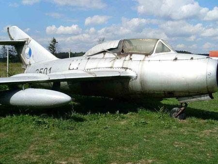 MiG15 2501-1