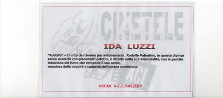 cinetele Oscar a.c.i. gallery 9 luglio 2010
