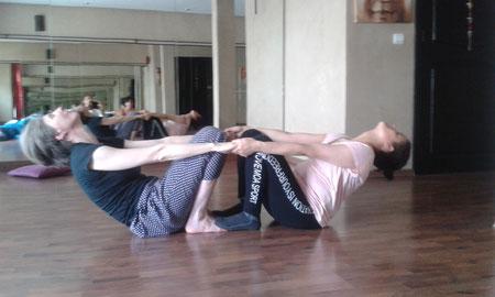cours de danse libre méditative Marrakech
