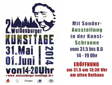 Weißenburger Kunsttage