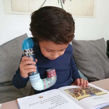 Fluitstertelefoon, diy, hoe maak je een fluistertelefoon
