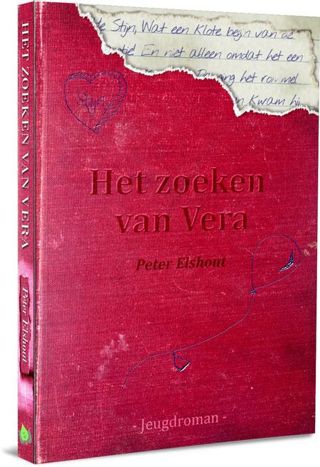 Het zoeken van Vera, Jeugdroman, Peter Elshout.