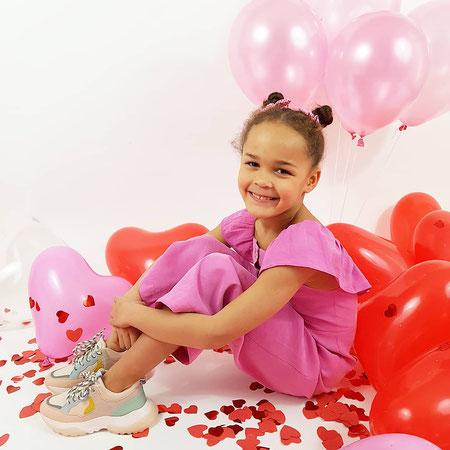 Ballonnen, jarig, verjaardag.