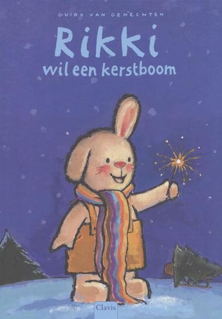 Kerstmis, prentenboek, Guido van Genechten