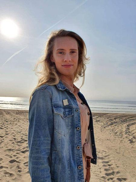 Nicky, transgender, geboren in het verkeerde lichaam