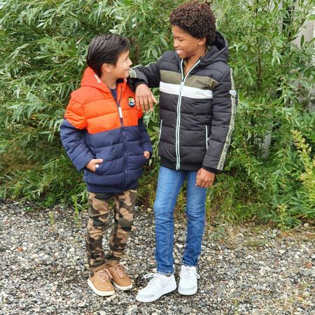 Tygo & Vito winterjassen