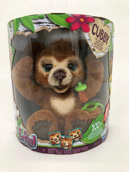 Speelgoed van het jaar, Hasbro, Fur real