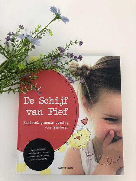 Gezond eten met kinderen, handboek, schijf van fief, kookboek