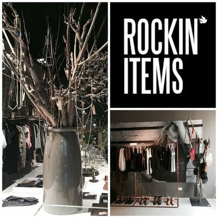Rockin Items, Winkelen in Dordrecht.