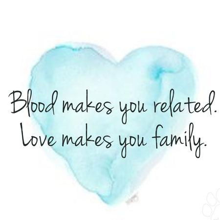 Haar bloed, haar genen.