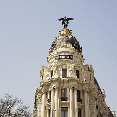 metropolis gebouw