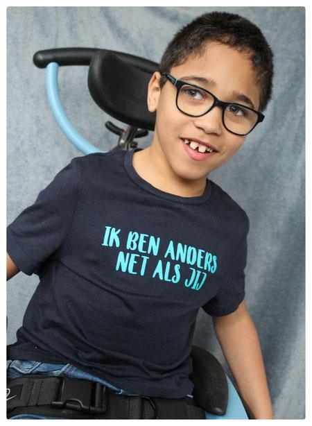 Zorgintensief kind, gehandicapt kind, cerebrale parese