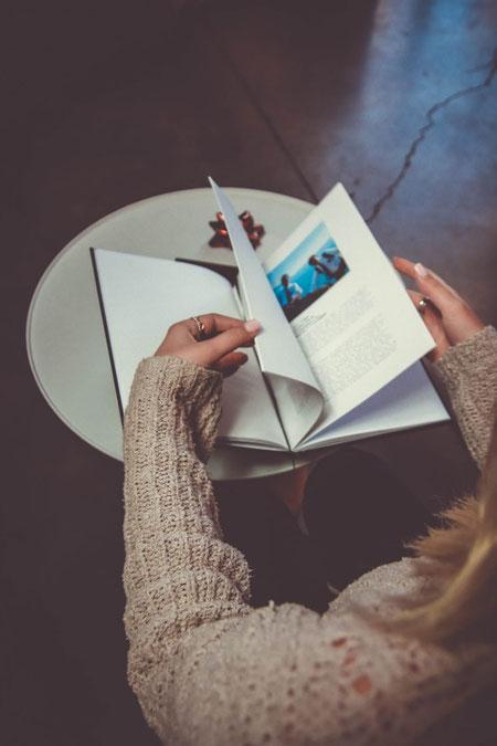 Hoe maak je een profielboek?
