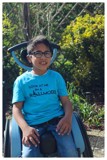 Hoe word je mantelzorger, kind in rolstoel, cerebrale parase.