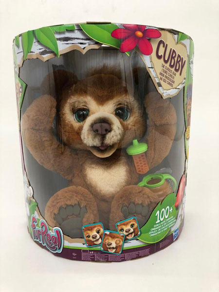 Cubby, Hasbro