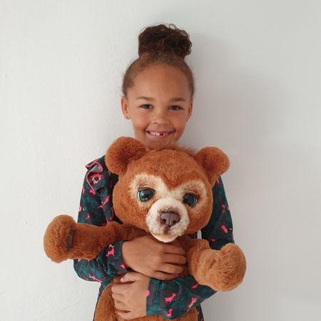 Speelgoed van het jaar, Cubby, beer