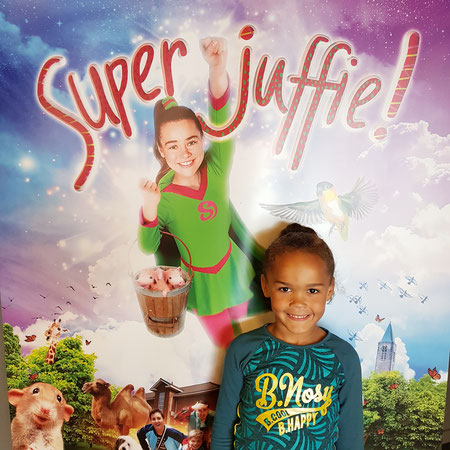 Superjuffie, de film.