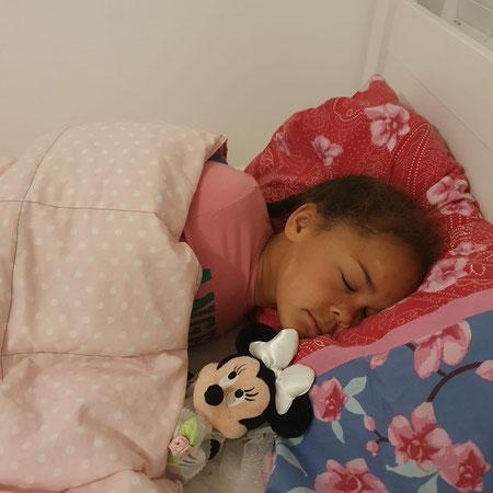Verzwaringsdeken kind, verzwaringsdeken bij slaapproblemen.