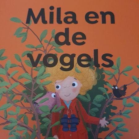 Prenteboek, Meisjes in de hoofdrol, Mila, Kinderboeken