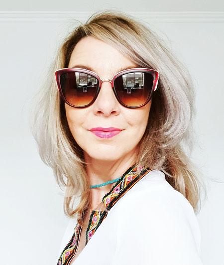 Catseye zonnebril, tips voor je eigen look
