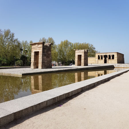 tempel van debod