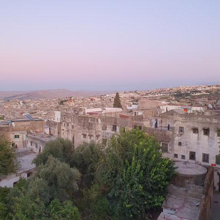 Fez, Fes, Medina, Marokko