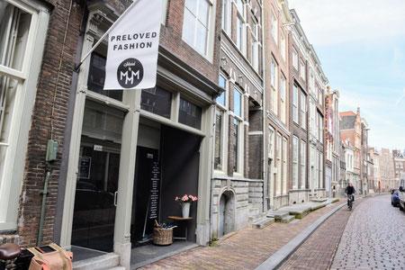 Vintage in Dordrecht, Preloved Fashion Dordrecht.