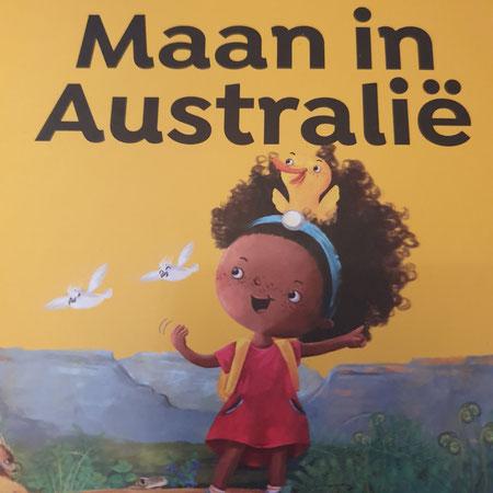 Kinderboeken, prentenboeken, voorlezen, australië, maan, canada