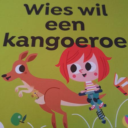 Mo's Daughters, prentenboek, boek met een missie, kangoeroe
