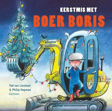 Kerst, Prentenboek, Boer Boris, Voorlezen.