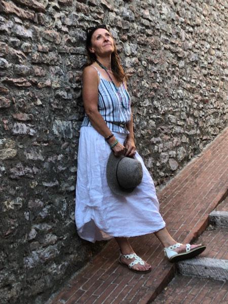 Alle Fotos auf dieser Seite sind von Elrosa Fasching: Magische Momente in Assisi im Sommer 2019