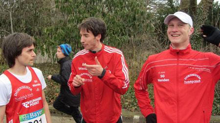 Alex Henne, Tim Sidenstein u. Christian Biele  (weitere Fotos unten)