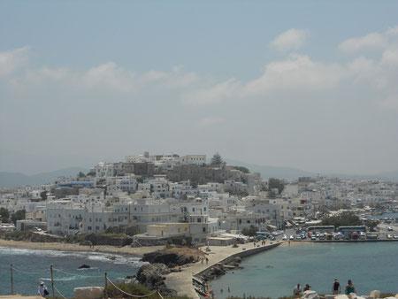 Chora of Naxos