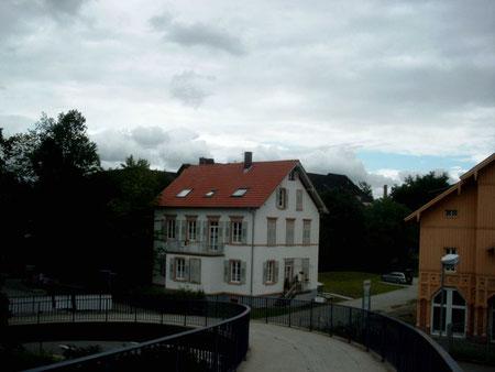 Schneckenbrücke 2007