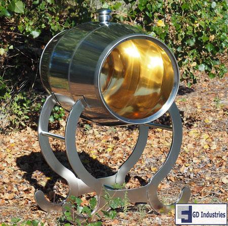 Golden Barrel opened Leclerc Briant