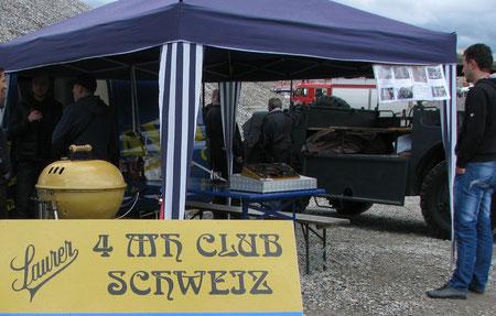 Clubstand SAURER 4MH Club Schweiz