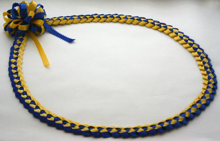 Lei Styles K D Crafts Ribbon Leis