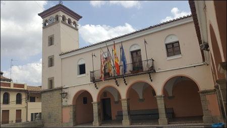 Ayuntamiento de Jerica (Castellón) Comunidad Valenciana
