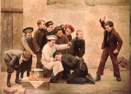 Dipinto di MOREAU (1904)