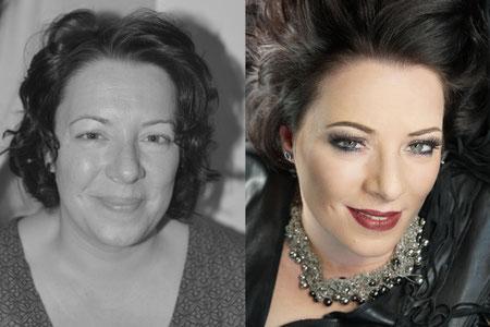 Hairlich Ihr Friseur Cuxhaven Altenbruch - Fotoshooting mit Maik Rietentidt - Komplettes Styling Umstyling - Haare Frisur Make Up MakeUp