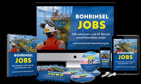 Bohrinsel Jobs 463 Firmenadressen und 67 Berufe