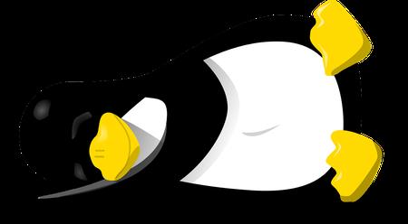 Quelle: https://pixabay.com/de/pinguin-linux-schlafen-tier-159784/ 06.02.2017