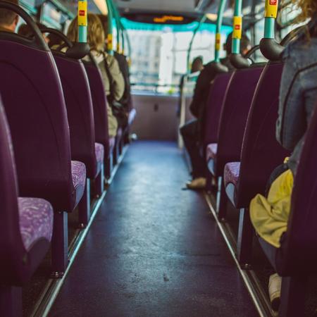 Bus, OV, openbaar vervoer.