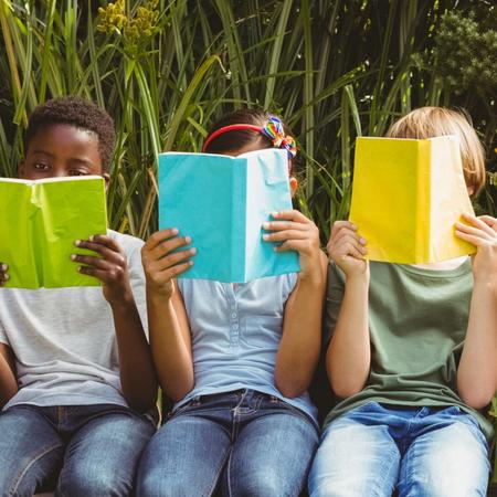 Lezen, voorlezen, kinderboekenweek
