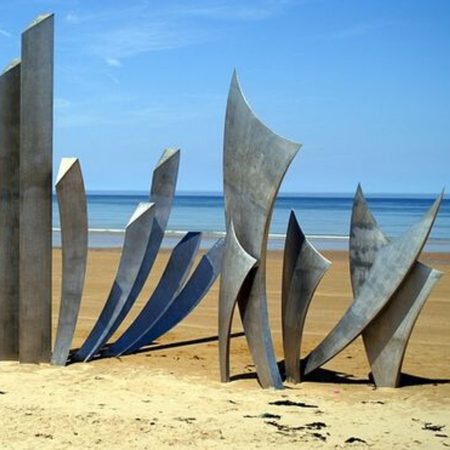 Landingsstranden, Omaha beach, d day