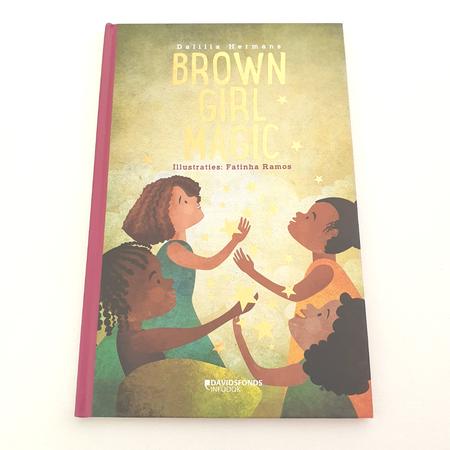 Kinderboek, Prentenboek, Boek voor bruine meisjes.
